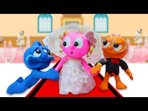 Tiny Attends His Ex Wedding - Funny Moment Stop Motion Animation Cartoons