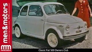 Скачать Classic Fiat 500 Owners Club