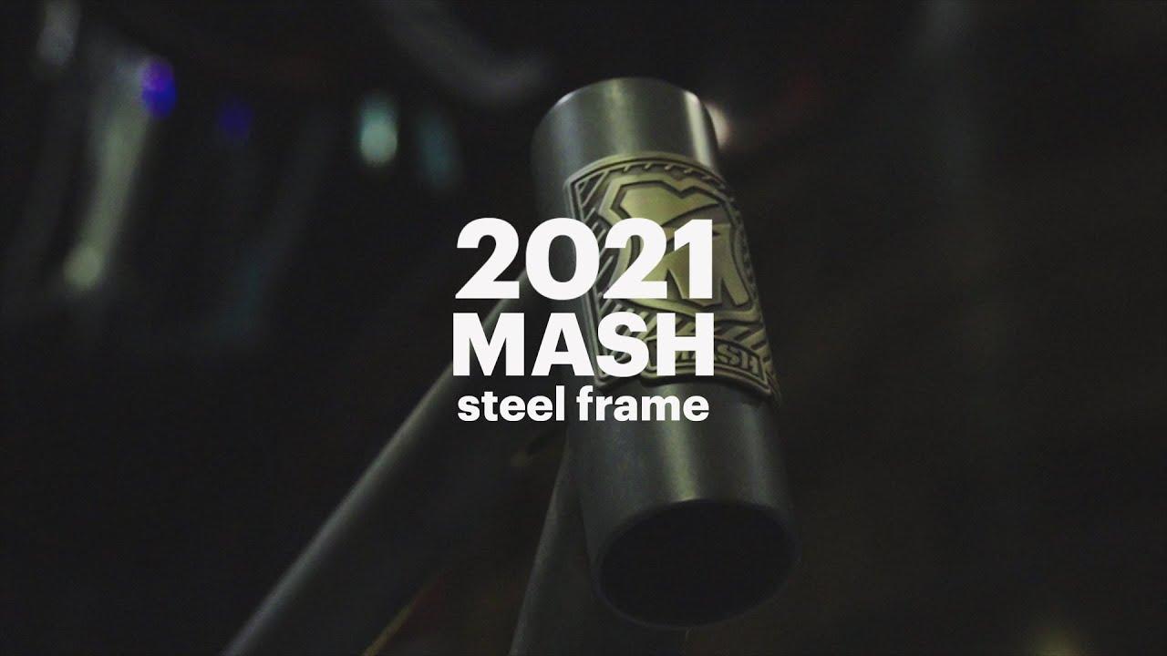 我組新車了 , 打造心中的 MASH STEEL