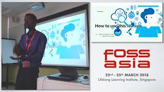 Inclusion and development - the Meilix Internet kiosk -Tarun Kumar- FOSSASIA 2018