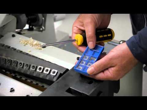 Video Clip Hay Axminster Hobby Series Awept106 Planer