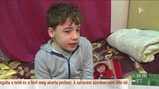 A Nagy Ajándék: Csontbetegséggel küzdő, mesemondó kisfiút lepett meg Nagy Adri - tv2.hu/mokka