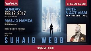 Imam Suhaib Webb - Faith & Activism in A Populist Age