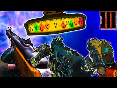 All DLC Weapons Pack a Punched in Black Ops 3 Zombies