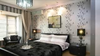 Обои для спальни(Видео-блог о дизайне, архитектуре и стиле. Идеи для тех кто обустраивает свой дом, квартиру, дачу, садовый..., 2014-02-08T12:33:59.000Z)