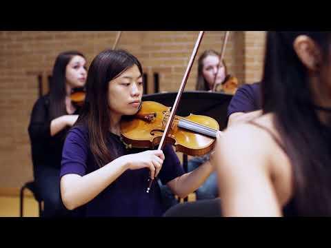 Kent State University Orchestra and String Program
