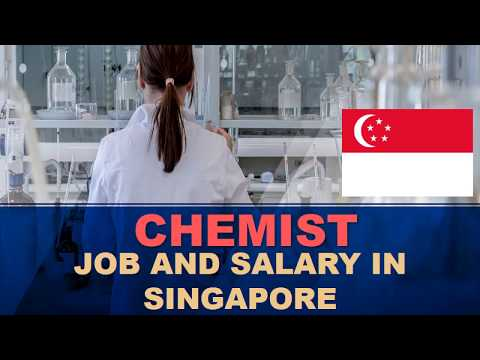 Chemist Salary in Singapore - Jobs and Salaries in Singapore