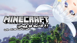 【Minecraft Muse's server】Building Minecraft Villager Trader (SIMPS PROJECT) #6【Mostly ID/ENG】