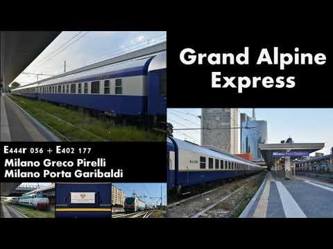 Golden Eagle Danube Express nel milanese