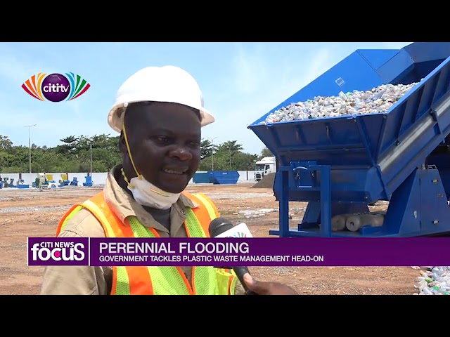 Perennial flooding in Accra: Will the recycling plant in Accra help with Ghana's waste problem?