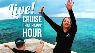 Cruise Chat Happy Hour - Kraken Colada