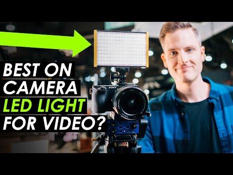 Best on Camera LED Light? — Ikan Onyx Bi-Color On-Camera LED Video Lights