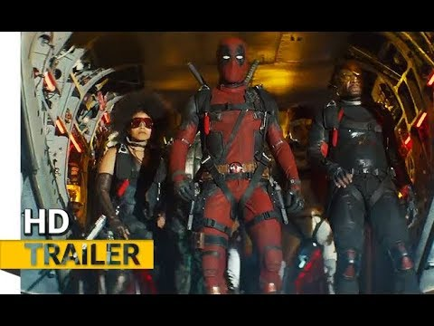 NEW! Deadpool 2 (2018)| FINAL TRAILER
