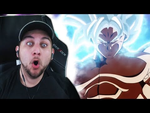 Is This Happening in Episode 130 of Dragon Ball Super?!   Kaggy Reacts to  Goku vs Jiren Part 4