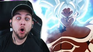 Is This Happening in Episode 130 of Dragon Ball Super?! | Kaggy Reacts to  Goku vs Jiren Part 4