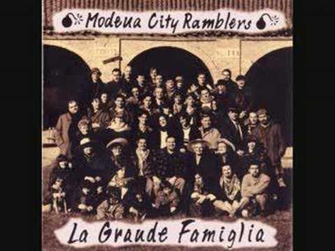 Modena City Ramblers- Canzone dalla fine del mondo