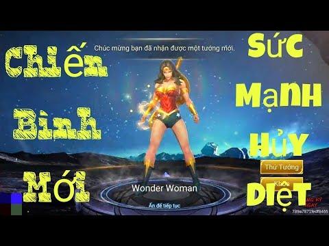 [Gcaothu] Sức mạnh mới đến từ nữ Chiến Binh Wonder Woman sắp đổ bộ vào Việt Nam