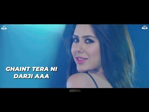 Ghaint Tailor(Official Video) | Bill Jahangir | Sonam Bajwa | Latest Punjabi Song 2019