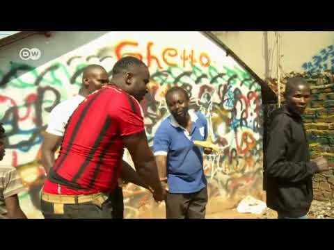 Wakaliwood – action films from Uganda   DW Documentary