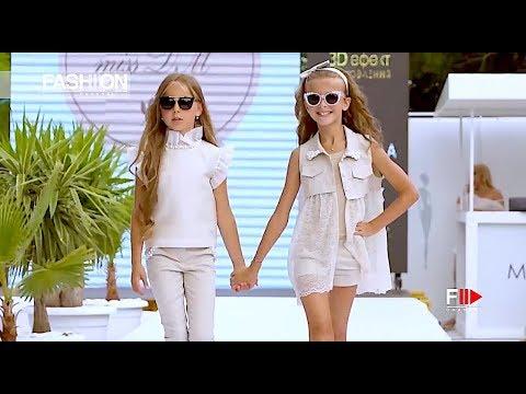 MISS DM - Perwoll Odessa Fashion Week Cruise 2017 Mafia Rave Terrace - Fashion Channel