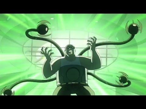 Spectacular Spider-Man (2008) Birth of Doctor Octopus part 1