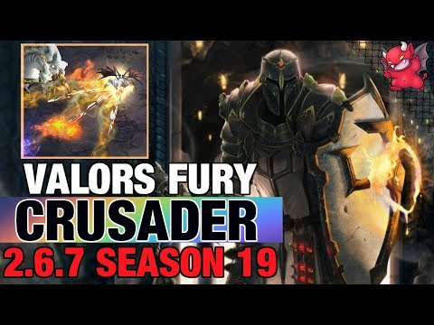 Aegis of Valor Push Build Guide Diablo 3 Patch 2.6.7 Season 19