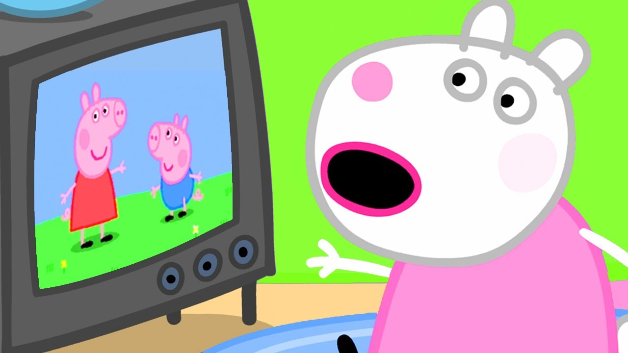 Download Peppa Pig Official Channel | Peppa Pig is on TV