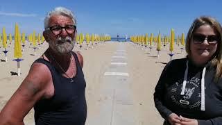 """La spiaggia di Vasto Marina si prepara: """"Ombrelloni aperti dal 15 maggio"""""""
