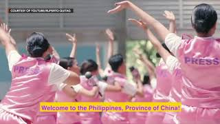 U P Visayas students voice out national issues in cheering competition
