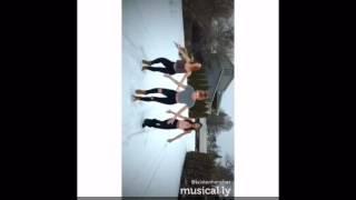 BEST KRISTEN HANCHER DANCE MUSICAL.LY