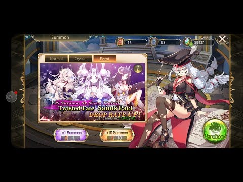 Rank 1 Mirage Memorial Global Summoning Gacha WORTH $1000!! Thoughts & Review!