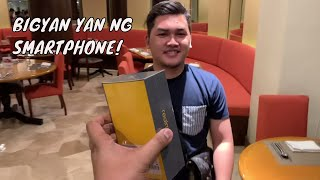 GAVE AWAY GAMING SMARTPHONES TO MOBILE LEGENDS ADDICTS IN DAVAO