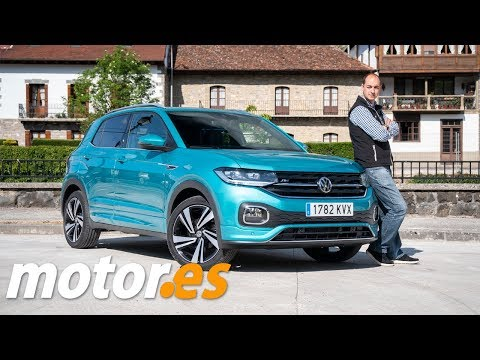 Volkswagen T-Cross | Testdrive / Prueba / Review en Español por Motor.es