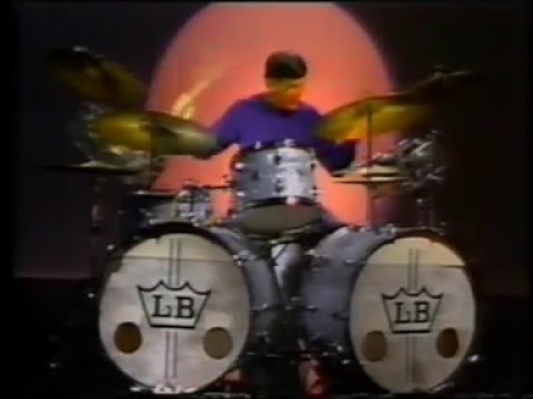 Louie Bellson: Drum Course with Theory for Beginners - 1 Hour Tutorial