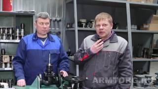 Як відбуваються збірка і випробування запірно-регулюючого клапана? САЗ Авангард. Частина VIII