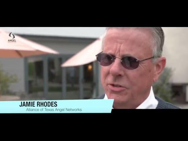Jamie Rhodes - Why I became an angel...