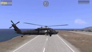 fast rope testing mh 60m