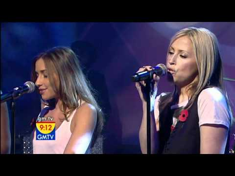 All Saints - Rock Steady  (Live on GMTV 2006)