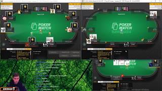 Ненапряжнный стрим, ПокерМатч турниры