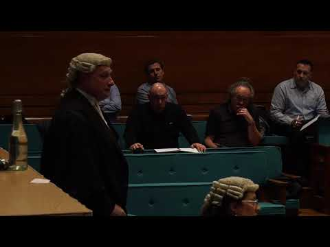 Events on Trial Episode 5: Consultant liability examined, & the third witness