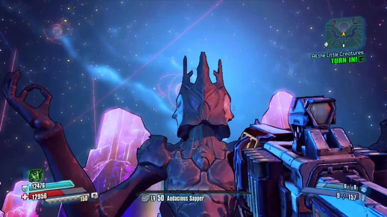 Borderlands Pre-Sequel Legendary Class Mods Farming Guide! How To Get  Eridian Vanquisher Class Mods