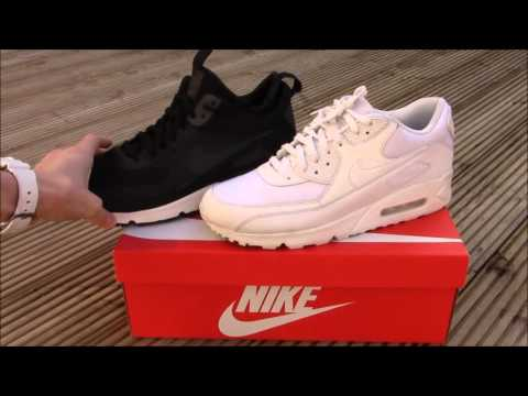 nike-air-max-90-sneaker-boot-black-kickonfire