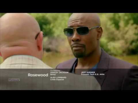 """Rosewood 2X02 """"Secrets & Silent Killers"""" Preview"""