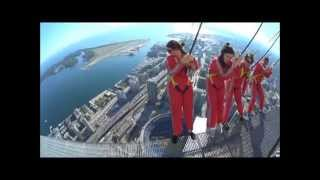 EAW | Extreme Travel Team | West to East | CN Tower Edgewalk 2015