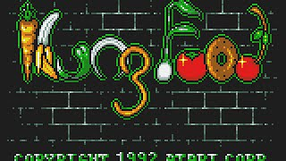 Atari Lynx Longplay [22] Kung Food