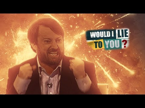Mitchellian rants and outbursts  David Mitchell on Would I Lie to You? HD