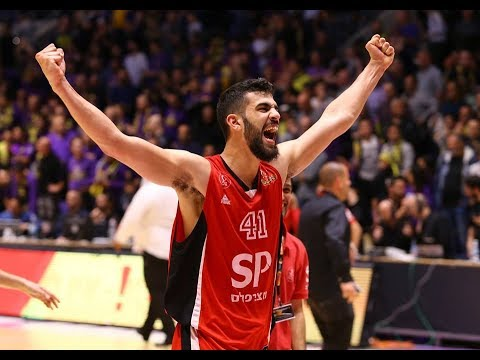 Tomer Ginat Highlights(2016-2017)