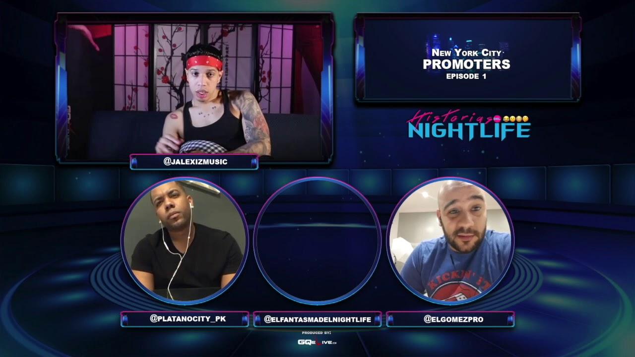 Promotores y problemas de Pareja/Meseras vacias Amor-NYC Promoters(Historias Del Nightlife S1_E1)5/7
