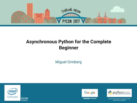 Image from Asynchronous Python for the Complete Beginner