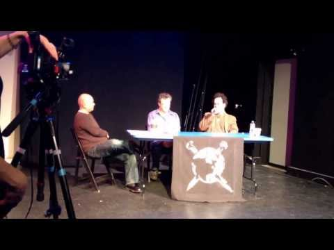 Panel on local Vermont music, Burlington, VT